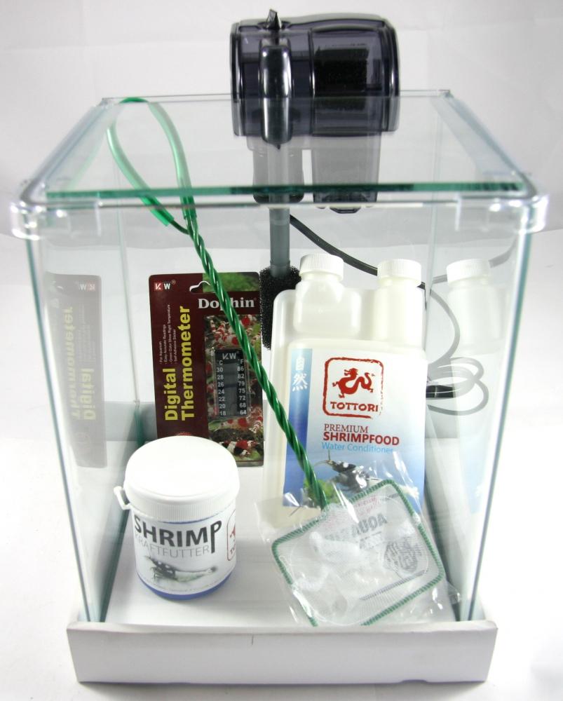 10 liter aquarium marina l aquarium with led lighting kit. Black Bedroom Furniture Sets. Home Design Ideas